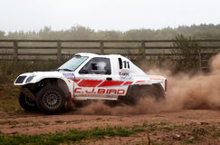 Off road speed section Stock Image