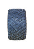 Off-road tyre Stock Photography