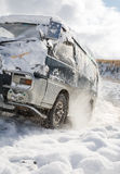 Off road vehicle Stock Photography