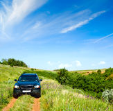 Off-road vehicle Royalty Free Stock Images