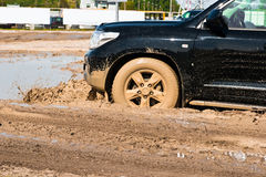 Off-Road Vehicle Stock Images