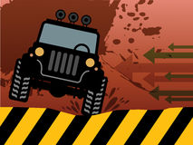 Off-road vehicle Stock Photos
