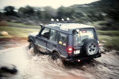 Off Road Vehicle Royalty Free Stock Photos