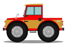 Off road vehicle. Stock Images