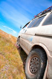 Off-road vehicles Stock Image