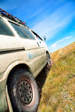 Off-road vehicles Royalty Free Stock Images