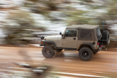 Off roading Royalty Free Stock Photography