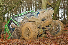 Off roading Royalty Free Stock Images