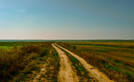 Off-roads in Romania Royalty Free Stock Photo