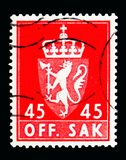 off SAK I, serie, circa 1958 stockfotos