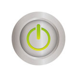 On off switch power Stock Photography