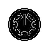 On off switch power Royalty Free Stock Photo