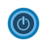 On off switch power. Icon  illustration graphic design Stock Photo