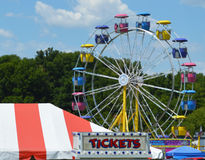 Off to the Fair Royalty Free Stock Images