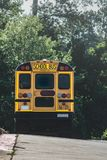 Off to school stock photo
