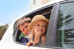 Off To The Beach! Stock Photography