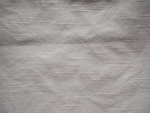 Off white cotton fabric texture background Stock Image