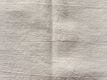 Off white fabric texture background Royalty Free Stock Photos