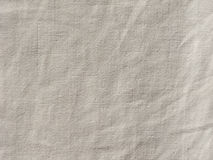 Off white fabric texture background Royalty Free Stock Image