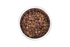 Сoffee beans Stock Photo