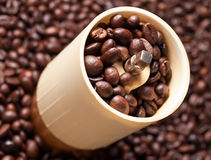 Сoffee mill Royalty Free Stock Images