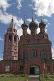 Offenbarungs-Kirche Yaroslavl Russland Stockbilder