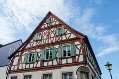 Offenburg architecture Stock Photography