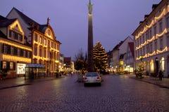 Offenburg, Duitsland Stock Foto
