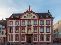 Offenburg historiskt hus Arkivfoton