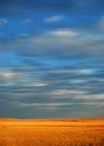 Offene Himmel stockbild