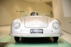Offener Tourenwagen #1 Porsches 356 Lizenzfreie Stockfotografie