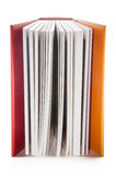 Offenes Buch stockfotografie