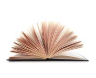 Offenes Buch - Archivbild Stockfoto