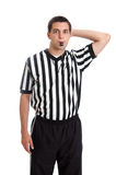 Offensive foul sign royalty free stock photos