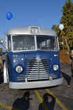 Offentlig öppen dag på det 40-åriga bussgaraget Cinkota II Royaltyfri Bild