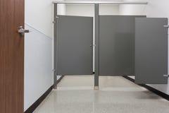 offentlig badrum Arkivbilder