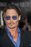 Offentlig fiende, Johnny Depp Royaltyfri Foto