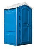 offentlig toalett Royaltyfria Bilder