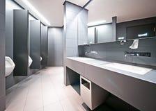 Offentlig toalett Royaltyfria Foton
