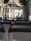offentlig transport Arkivbilder