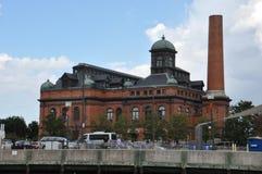 Offentliga arbeten museum, Baltimore Fotografering för Bildbyråer