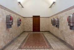 Offentliga telefoner, Siena, Italien Royaltyfri Bild