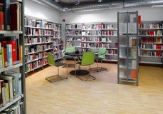 Offentligt bibliotek i Baden-Baden Royaltyfria Foton