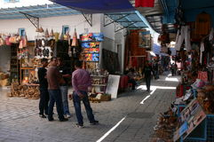 Offer in the medina Stock Photography