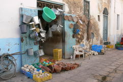 Offer in the medina Stock Images