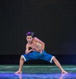 Offer sacrifices to the gods-Modern dance Stock Photos