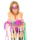 Offering Beads Stock Image