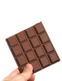 Offering chocolate Royalty Free Stock Photos