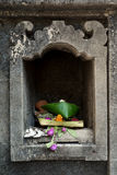 Offerings, Bali, Indonesia Stock Photo