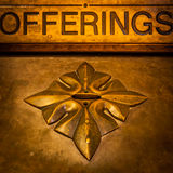 Offerings Royalty Free Stock Photography